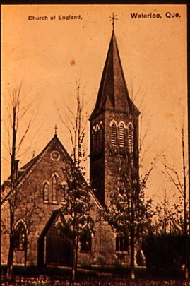 This Neo-Gothic church was built in 1869 to replace the small wooden church on Western Street, which had become too cramped for the needs of the Anglican community. It is the oldest church in Waterloo (built in 1843), and it was subsequently bought by the Roberts family who planned to demolish it (see point of interest 19).