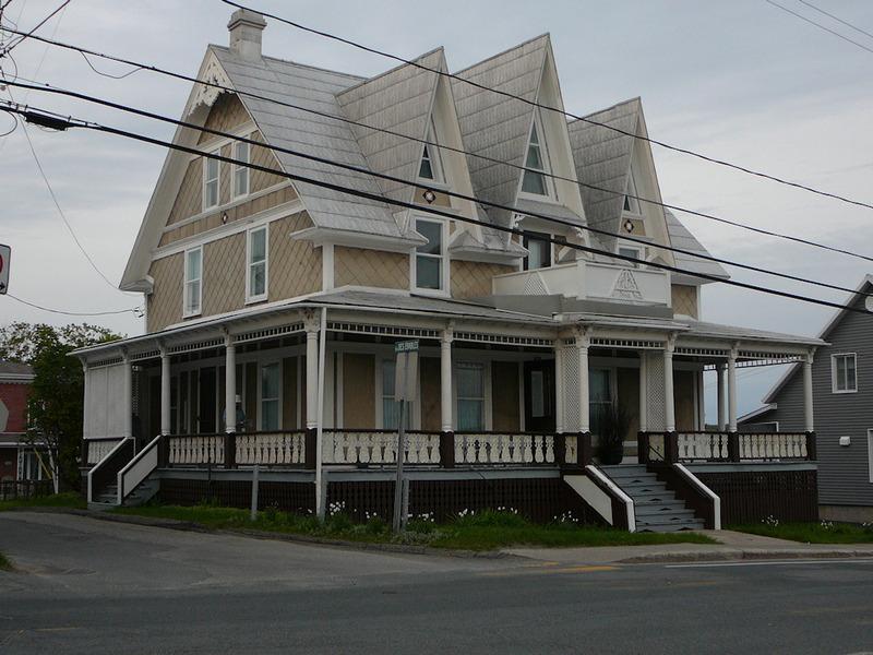 <p>Cette maison est un des plus vieux b&acirc;timents de la municipalit&eacute; existants aujourd&#39;hui.&nbsp; Selon la propri&eacute;taire, cinq ans ont &eacute;t&eacute; n&eacute;cessaires pour sa construction en 1902.<br /><br />Source :&nbsp;Municipalit&eacute; (2008)</p>