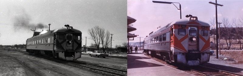 <p>Au cours des ann&eacute;es 1950, on a commenc&eacute; &agrave; d&eacute;blayer les routes en hiver.<br /><br />En 1957, on a cess&eacute; le transport de passagers par train. De 1957 &agrave; 1967, on mettait toutefois &agrave; la disposition de quelques passagers des budds: de petites voitures automatiques au di&eacute;sel. Le transport de marchandises en Beauce, effectu&eacute; de plus en plus par camion, va s&rsquo;&eacute;teindre compl&egrave;tement entre 1987 et 1994.<br /><br />Source:&nbsp;Archives C.I.F. de Vall&eacute;e-Jonction et Mus&eacute;e ferroviaire de Beauce</p>