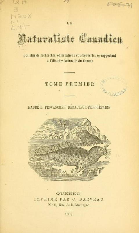 <p>L&rsquo;abb&eacute; Provancher, &eacute;rudit et homme de science passionn&eacute; par la nature, a travaill&eacute; toute sa vie &agrave; vulgariser ses connaissances sur la botanique, l&rsquo;horticulture, l&rsquo;ornithologie (les oiseaux), la m&eacute;t&eacute;orologie, la vie marine et, surtout, l&rsquo;entomologie (les insectes). Il a d&rsquo;ailleurs publi&eacute; de nombreux ouvrages sur le sujet. Provancher a &eacute;galement fond&eacute; le p&eacute;riodique scientifique Le Naturaliste Canadien, dans lequel on trouve la description et la classification des insectes r&eacute;colt&eacute;s par l&rsquo;abb&eacute; Provancher. Un papillon porte son nom : le Urocerus tricolor Provanchieri. Il a &eacute;galement laiss&eacute; en h&eacute;ritage une collection d&rsquo;odonates (libellules, demoiselles...) qui se trouve &agrave; l&rsquo;Universit&eacute; Laval et au coll&egrave;ge de L&eacute;vis. Fr&egrave;re Marie-Victorin, dans la pr&eacute;face de la Flore laurentienne, son &oelig;uvre ma&icirc;tresse, dit de L&eacute;on Provancher qu&rsquo;il &eacute;tait un homme &laquo; d&rsquo;une initiative et d&rsquo;une activit&eacute; incroyables. (&hellip;) La Flore canadienne de Provancher &eacute;tait un ouvrage &eacute;tonnant pour le temps o&ugrave; elle parut et le m&eacute;rite de l&rsquo;auteur est d&rsquo;autant plus grand qu&rsquo;il travaillait seul, loin des grands centres intellectuels et des biblioth&egrave;ques techniques. &raquo;<br /><br />Source: Soci&eacute;t&eacute; du Patrimoine de Saint-Victor-de-Beauce</p>