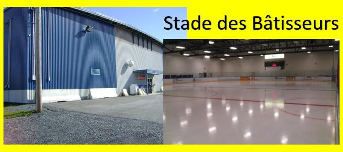 <p>En 1990, le stade multifonctionnel de Saint-Victor est construit sur le terrain des Festivit&eacute;s. Il est utilis&eacute; dans le cadre du Festival, et pendant l&rsquo;hiver, il est largement utilis&eacute; par les hockeyeurs. Quelques p&eacute;riodes de patinage libre permettent aussi aux patineurs de se d&eacute;gourdir les jambes. En 2002, il a &eacute;t&eacute; le th&eacute;&acirc;tre de la fresque historique &#39;&#39;D&eacute;sir de Vivre&#39;&#39;.<br /><br />Source : MUNICIPALIT&Eacute; DE SAINT-VICTOR</p>