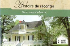 <p>Si vous d&eacute;sirez en apprendre encore un peu plus sur l&#39;architecture de Saint-Joseph-de-Beauce, il est possible de parcourir un autre circuit historique &agrave; partir de cet endroit.<br /><br />Pour les int&eacute;ress&eacute;s, nous vous invitons &agrave; vous procurer la brochure &quot;Histoire de raconter Saint-Joseph-de-Beauce&quot;. Ce circuit, n&#39;est cependant offert seulement qu&#39;en version papier, au co&ucirc;t de 6 $ les frais d&#39;envoi.<br /><br />Louise Sen&eacute;cal, historienne de l&rsquo;art, y d&eacute;crit les styles et les d&eacute;tails des &eacute;difices en nous guidant sur un circuit de d&eacute;couverte architecturales. Parfois, l&rsquo;histoire nous ram&egrave;ne aux b&acirc;tisseurs ou nous r&eacute;v&egrave;le des &eacute;v&egrave;nements marquants. &laquo; Histoire de raconter, Saint-Joseph-de-Beauce &raquo; est le 4e de la collection de circuits p&eacute;destres qui pr&eacute;sentent les richesses patrimoniales de divers territoires, collection initi&eacute;e par des agents du r&eacute;seau Villes et villages d&rsquo;art et de patrimoine (VVAP) de la Ville de Qu&eacute;bec.<br /><br />Vous pouvez vous procurer cette brochure en communiquant avec la Ville ou avec le Mus&eacute;e Marius-Barbeau. <a href='http://www.vsjb.ca/documents/visiteurs/Saint-Joseph.pdf'>Vous pouvez aussi consulter le site internet.</a><br /><br />Visite libre<br /><br />Source: Yves Laframboise</p>