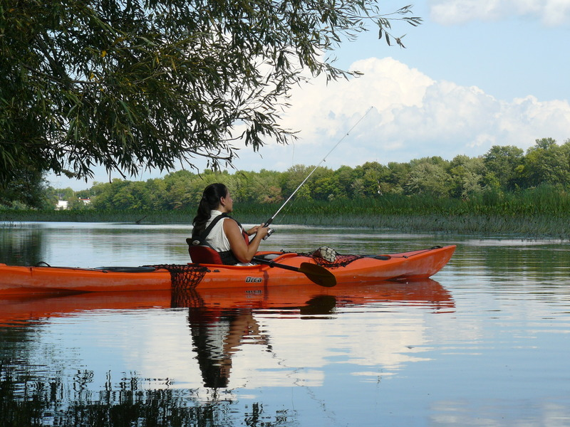 <p>La rivi&egrave;re des Mille &Icirc;les fait plus de 42 kilom&egrave;tres de long. Elle permet &agrave; la rivi&egrave;re des Outaouais, ainsi qu&rsquo;au lac de Deux-Montagnes, de se jeter dans le fleuve Saint-Laurent. Les Ab&eacute;naquis l&rsquo;ont nomm&eacute;e la rivi&egrave;re Makig&ocirc;teckw, signifiant rivi&egrave;re au R&acirc;teau, en fran&ccedil;ais.<br /><br />Elle h&eacute;berge pr&egrave;s de l&rsquo;&Icirc;le-des-Moulins un sanctuaire o&ugrave; il est possible d&rsquo;observer plus de deux cent esp&egrave;ces d&rsquo;oiseaux diff&eacute;rentes &agrave; l&rsquo;ann&eacute;e longue, tels que des canards, des bernaches du Canada ou encore des grands h&eacute;rons, selon la p&eacute;riode.<br /><br />De nombreuses activit&eacute;s sont offertes sur la Rivi&egrave;re des Mille &Icirc;les; kayak, canot, rabaska, p&eacute;dalo, etc. Un club d&rsquo;aviron offre des d&eacute;parts au Parc de la Rivi&egrave;re, &agrave; Terrebonne, et le Groupe Plein Air Terrebonne fait la location de diverses embarcations.<br /><br />La Rivi&egrave;re des Mille &Icirc;les est &eacute;galement travers&eacute;e par la Route bleue des voyageurs, un parcours navigable de 155 kilom&egrave;tres, d&eacute;butant sur la rivi&egrave;re des Outaouais et se terminant &agrave; proximit&eacute; de Repentigny.</p>