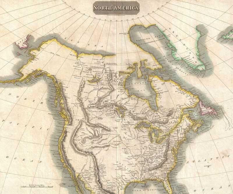 <p>BONNE R&Eacute;PONSE<br />4) La carte de l&rsquo;Ouest canadien.<br /><br />L&rsquo;explorateur et cartographe David Thompson a con&ccedil;u en 1814 la c&eacute;l&egrave;bre carte de l&rsquo;Ouest canadien. Cette carte de 2 m&egrave;tres de hauteur par 3 m&egrave;tres de largeur s&rsquo;&eacute;tend du lac Sup&eacute;rieur jusqu&rsquo;&agrave; l&rsquo;oc&eacute;an Pacifique et situe l&rsquo;emplacement de tous les postes de traite de la Compagnie du Nord-Ouest, ainsi que les routes commerciales.<br /><br />Cette carte est expos&eacute;e aujourd&rsquo;hui aux Archives publiques de l&rsquo;Ontario et est accessible au public. Plusieurs ann&eacute;es plus tard, il a &eacute;tabli un atlas tr&egrave;s d&eacute;taill&eacute; de ce territoire, mais aucun &eacute;diteur n&rsquo;a accept&eacute; de le vendre. Il est d&eacute;c&eacute;d&eacute; &agrave; Longueuil en 1857, vou&eacute; &agrave; un succ&egrave;s posthume.<br /><br />Au cours de sa vie, il a cartographi&eacute; pr&egrave;s du sixi&egrave;me du continent nord-am&eacute;ricain, repr&eacute;sentant de fa&ccedil;on d&eacute;taill&eacute; 3,9 millions de kilom&egrave;tres carr&eacute;s. De nos jours, plusieurs parcs nationaux de l&rsquo;Ouest canadien portent son nom en hommage &agrave; son h&eacute;ritage</p>
