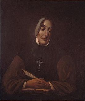 Founder of the Grey Nuns.