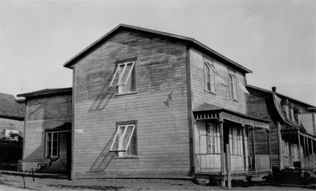 <p>Bureau de poste en 1922</p>