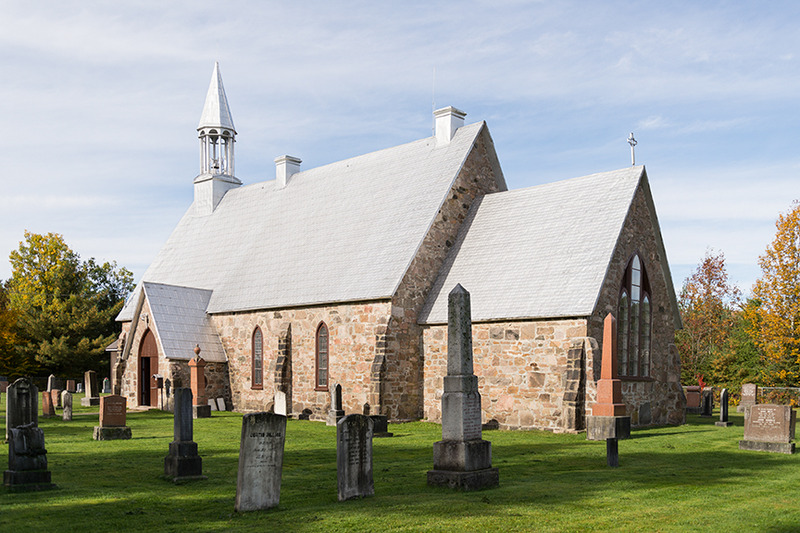 <p>Anglican Christ Church, erected in 1863. (2016)</p>