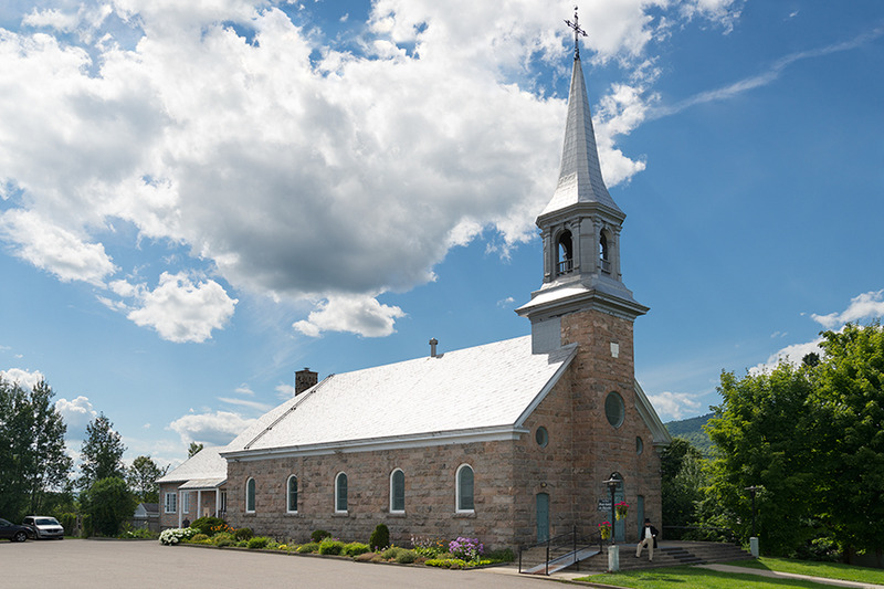 <p>St. Gabriel&#39;s Catholic Church, erected in 1911. (2016)</p>