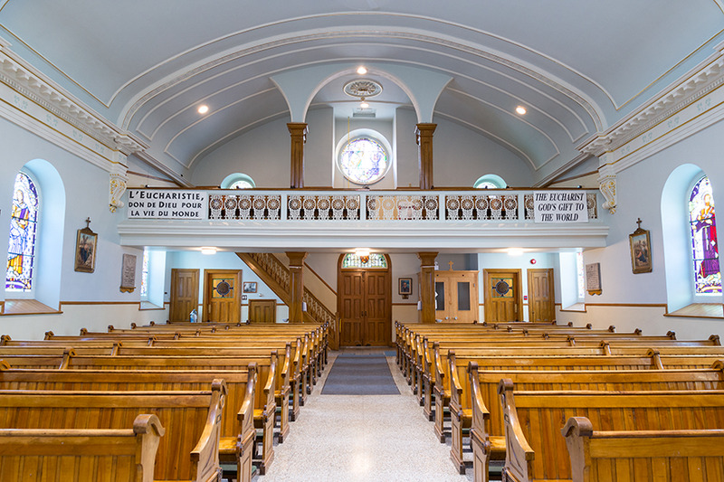 <p>Inside the Catholic Church. (2016)</p>