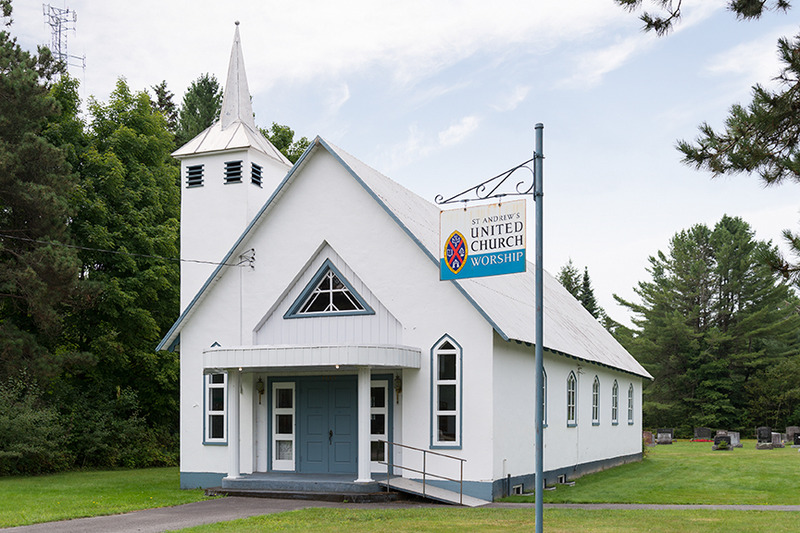 <p>St. Andrew&#39;s United Church, erected in 1928. (2016)</p>
