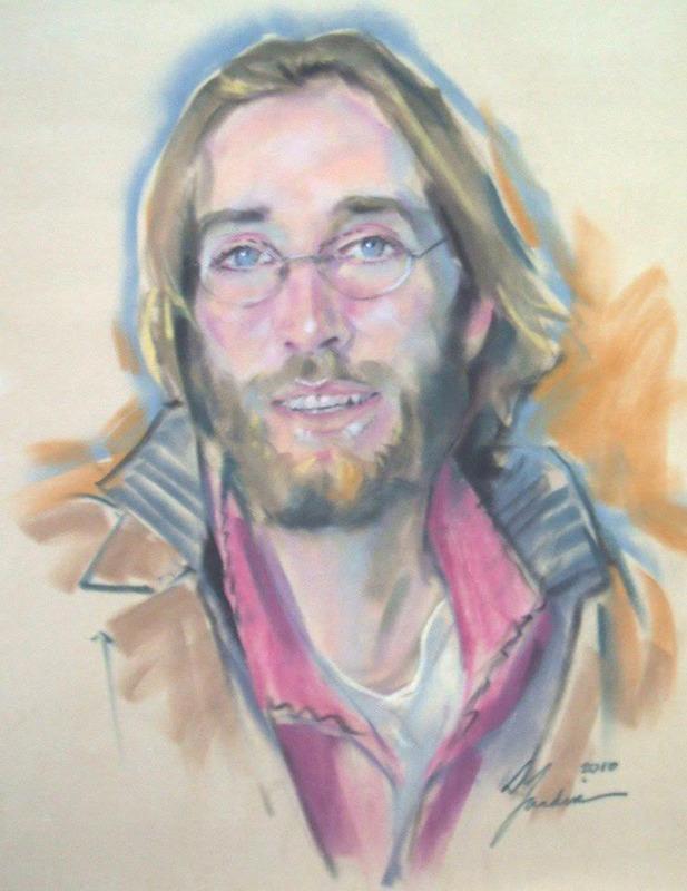 Découvrez l'Univ'air de Ludovic Gervais,artiste verrier autodidacte de Baie-Saint-Paul.