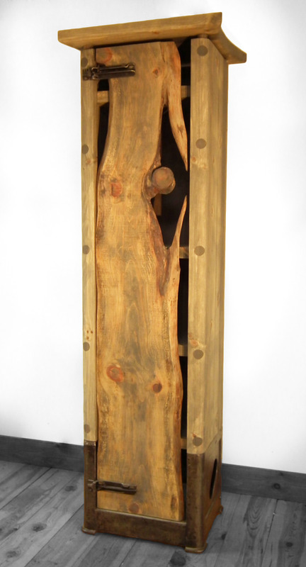 Jean-Fran&ccedil;ois Lettre, cabinetmaker from Les &Eacute;boulements, in the beautiful region of Charlevoix, creates original and unique hand made pieces of wood.<br /><br />&quot;I don&#39;t use commercial timber. My sources of supply are mainly my forest and the logs resulting from my arboreal work. I also recover old wood and pieces of metal to turn them into original products. I mostly create useful, unique or limited-edition original pieces such as benches, salad forks, screens and many other things.&quot;<br /><br />- Jean-Fran&ccedil;ois Lettre