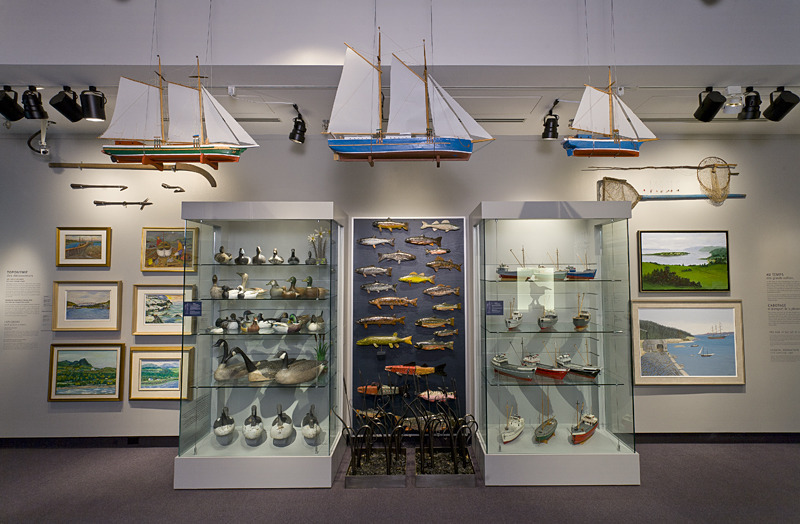A visit to the Musée de Charlevoix will make your stay very pleasant and memorable!