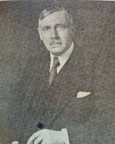 Photo historique officielle de William-Pierre Grant.