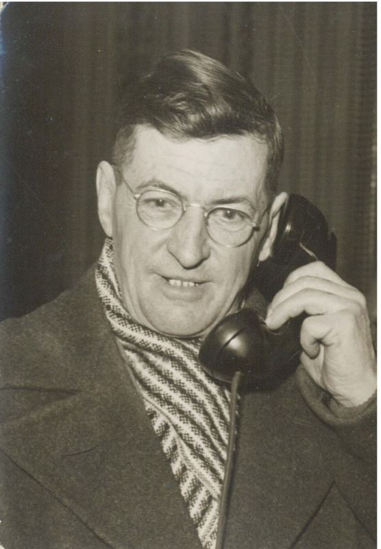 Photographie de Monsieur Pierre-Alfred Boisvert