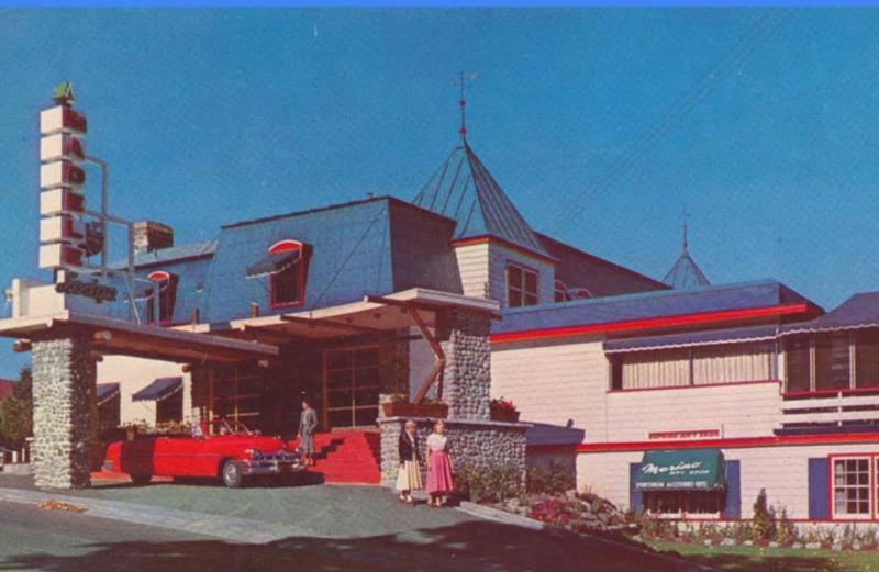 L&rsquo;emplacement prend le nom d&rsquo;H&ocirc;tel Montclair en 1957. L&rsquo;h&ocirc;tel perd peu &agrave; peu de son attrait avant d&rsquo;&ecirc;tre d&eacute;truit en 1969.<br /><br />L&rsquo;H&ocirc;tel Montclair<br />Collection Claude-Millette