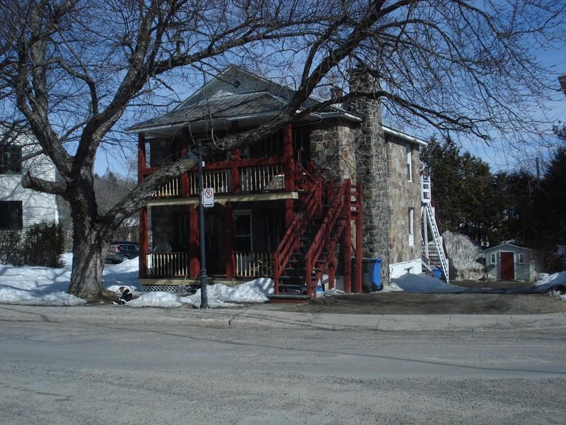 La maison du 975 rue Valiquette, aujourd'hui.