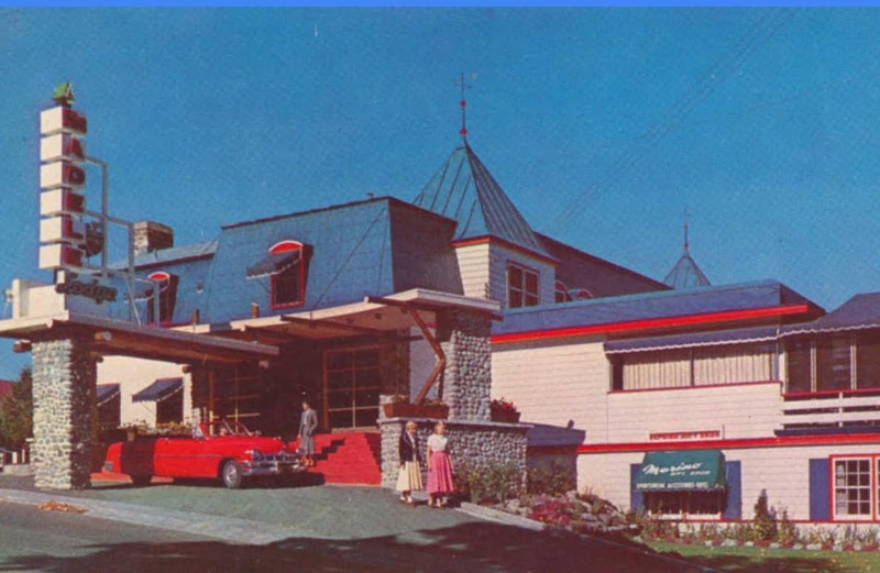 The location changed its name to the Montclair Hotel in 1957. The hotel gradually lost its appeal before being destroyed in 1969.