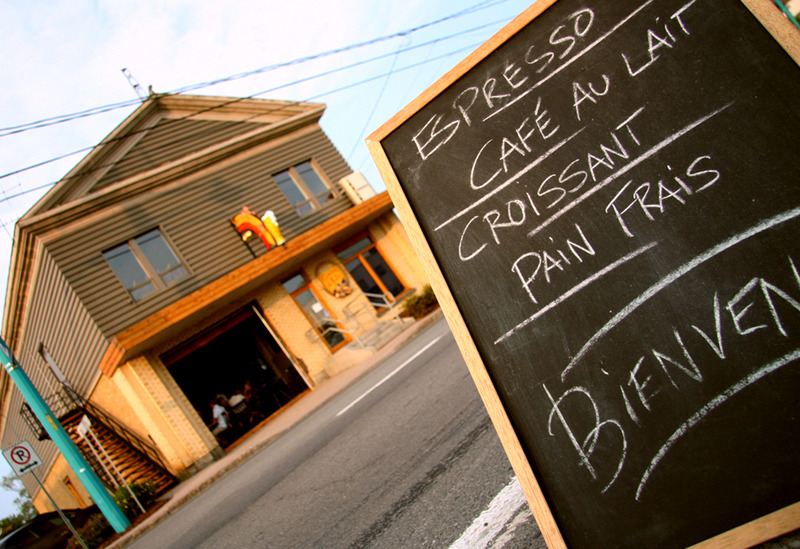 <p>Au 140, boulevard Saint-Beno&icirc;t Ouest, Amqui.<br /><br />Boulangerie artisanale, microbrasserie, &eacute;picerie fine, caf&eacute;, restaurant, spectacles.<br /><br />&nbsp;</p>