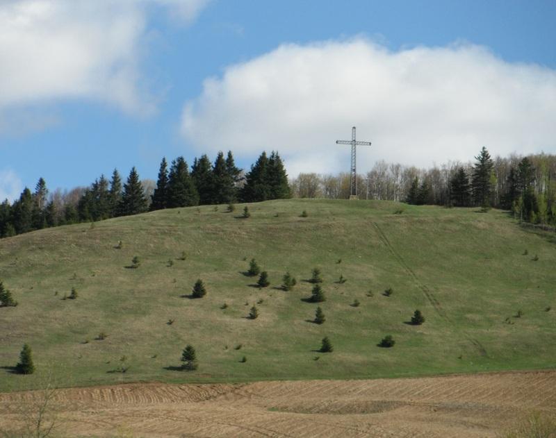 <p>Saint-Vianney est entour&eacute; de collines et de vallons, pour les amateurs de paysages naturels forestiers.<br /><br />Point de vue &agrave; partir de l&#39;&eacute;glise de Saint-Vianney.&nbsp;<br /><br />Stationnements sugg&eacute;r&eacute;s: Complexe municipal (170, avenue centrale) et l&#39;&eacute;glise.</p>