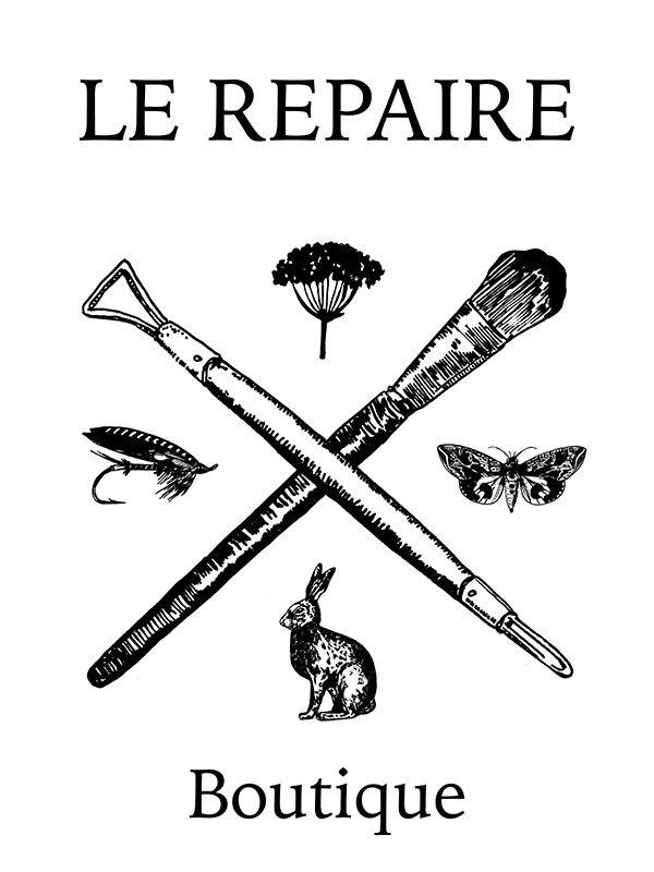 <p>Boutique LE REPAIRE, Causapscal</p>