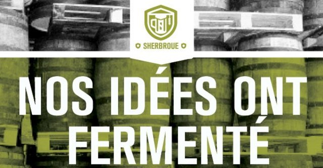 <p>Some beers offered at the Siboire were developed in collaboration with students of the SherBroue group. An exchange of experience is aimed by the two parts ultimately allowing to sell a cask-ale beer created by students.<br /><br />Picture: Our ideas have fermented</p>