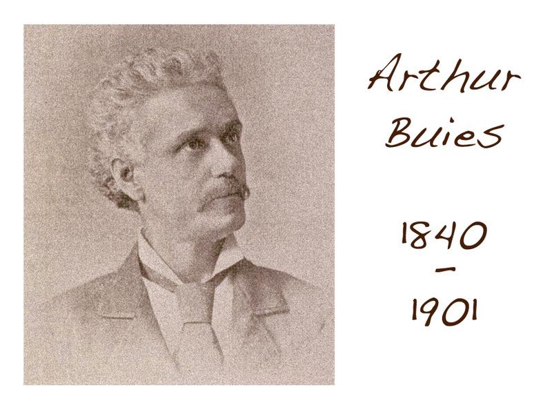 <p>Arthur Buies, journaliste et &eacute;crivain, 1840-1901<br /><br />&laquo;L&rsquo;habitant du Saint Lawrence Hall est un dieu et il n&rsquo;a pas le temps d&rsquo;avoir un d&eacute;sir. Pour &eacute;gayer les repas et faciliter la digestion troubl&eacute;e par le surcro&icirc;t d&rsquo;app&eacute;tit qu&rsquo;apporte l&rsquo;air vif de la campagne, des musiciens lou&eacute;s pour la saison font entendre les sons de la harpe, du violon et de la fl&ucirc;te, et cela au d&eacute;jeuner, au lunch, au d&icirc;ner, au souper. Je suis arriv&eacute; ici au son des fanfares, comme un triomphateur; la valse, la valse joyeuse, toujours amoureuse, &eacute;clatait dans les airs; &hellip;&raquo; Tir&eacute; de: Arthur Buies - Petites chroniques du Bas-du-Fleuve, &Eacute;ditions Trois-Pistoles, 2003, p.30</p>
