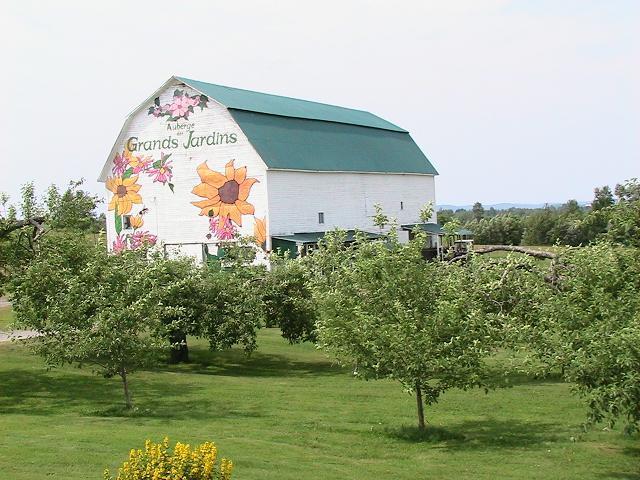 <p>Depuis 1998, la maison du docteur Gagnon est devenue une auberge.</p>