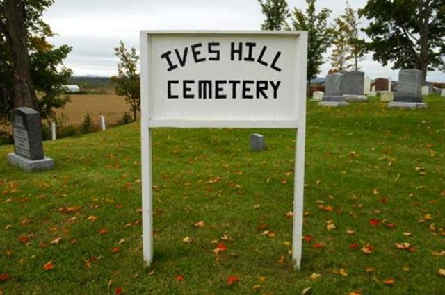 <p>Le Ives Hill Cemetery est un autre des vieux cimeti&egrave;res de Compton.</p>