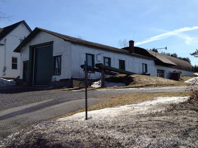 <p>Cette forge, maintenant priv&eacute;e, est l&#39;ancienne forge du village.</p>