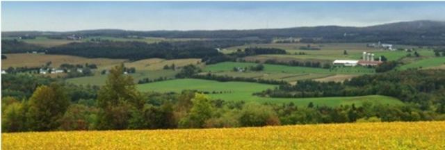 <p>Profitez d&#39;une vue extraordinaire sur les environs du village de Dixville.</p>