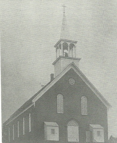 <p>Il s&#39;agit de l&#39;une des plus belles richesses de la paroisse &eacute;rig&eacute;e en 1865 au centre du village.</p>