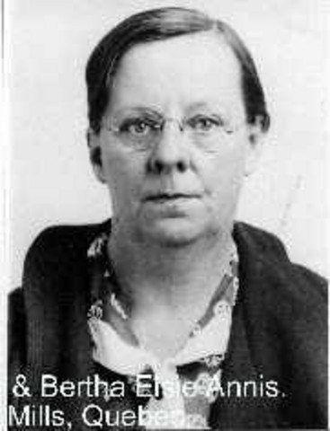 <p>Bertha Annis a jou&eacute; un r&ocirc;le tr&egrave;s important dans le d&eacute;veloppement de la pisciculture. C&rsquo;est elle qui allait livrer les poissons au volant du camion &agrave; des distances relativement &eacute;loign&eacute;es et notamment en Ontario.</p>