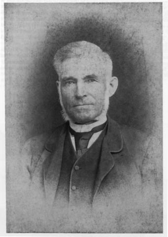<p>George Gale arrive du Vermont pour s&#39;installer &agrave; Stanstead avec sa famille en 1830. Il est d&#39;abord agriculteur.</p>