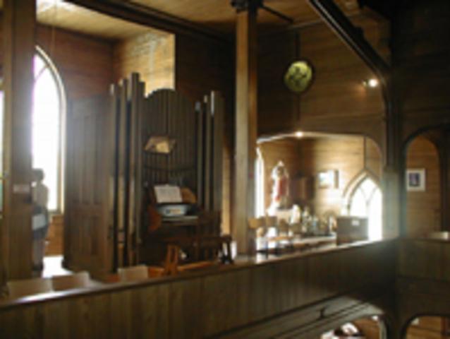 <p>On retrouve un orgue Casavant dans le Mus&eacute;e-&eacute;glise de St-Venant-de-Paquette.</p>
