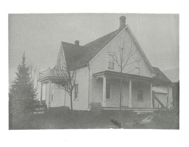 En 1909, le curé Morache a doté sa paroisse d'un presbytère, un projet pourtant contesté à l'époque et un peu retardé par une partie des paroissiens qui ont osé s'y opposer...