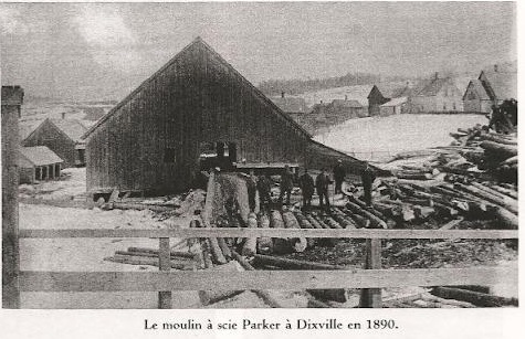 <p>In 1882, the Baldwins sold their the dam and sawmill to Joshua J. Parker and Charles A. Wheeler of J. J. Parker &amp; Co. for $500. It had served them for 40 years.</p>