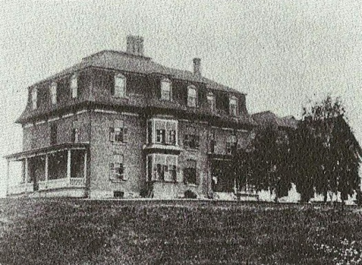 <p>Mr Gale&rsquo;s home still exists. It is now a retirement home, the R&eacute;sidence du Manoir Gale, and is located at 265 Compton East Street in Waterville.</p>