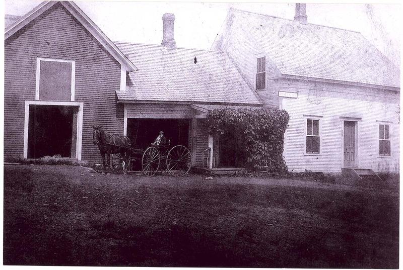 <p>Boynton, en 1900, avait son propre magasin et son bureau de poste. Malheureusement, les deux b&acirc;timents ont br&ucirc;l&eacute; en 1976.</p>