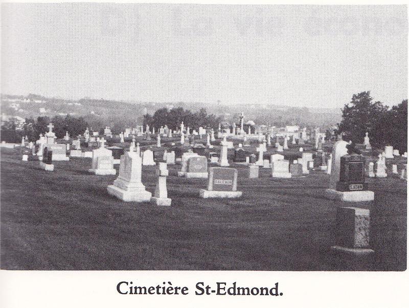 <p>Inaugur&eacute; en 1868, le cimeti&egrave;re St-Edmond regorge de souvenirs de pionniers des premi&egrave;res heures de Coaticook.</p>