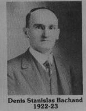 <p>Jeanne&#39;s father, Denis Stanislas, was a prosperous merchant from Coaticook. He was also known for personally helping the community and the farmers during the economic crisis in the 1930s.</p>