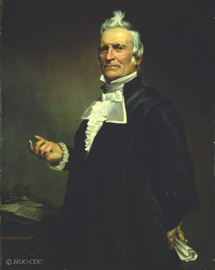 Charles James Stewart served on the Academy's first board of directors along with Louis-Joseph Papineau, a Catholic, as well as Baptist and Methodist members.