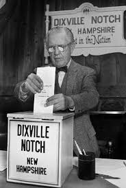 In 1964 Tillotson had Dixville Notch incorporated so that the town's residents could vote on site, and introduced midnight voting. To this day, New Hampshire continues to be the state with the earliest-opening polling stations during American elections.