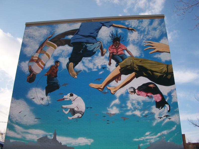 <p>TITRE DE L&#39;OEUVRE :&nbsp;<a href='http://www.mumtl.org/projets/celebrations-st-michel-gene-pendon-2012/'>C&Eacute;L&Eacute;BRATIONS SAINT-MICHEL DE GENE PENDON (MU, 2012)</a><br />(murale, coin 24e Avenue et Robert)<br /><br />l&rsquo;envahissement&nbsp;<br />de la verdure sur le gris&nbsp;<br />la vie est plus forte&nbsp;</p>