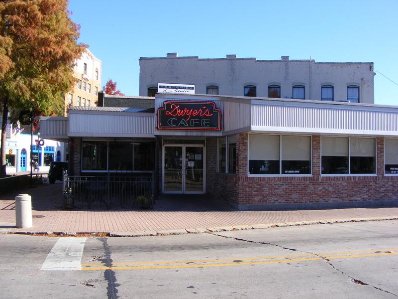 <p>Local eatery&nbsp;</p>