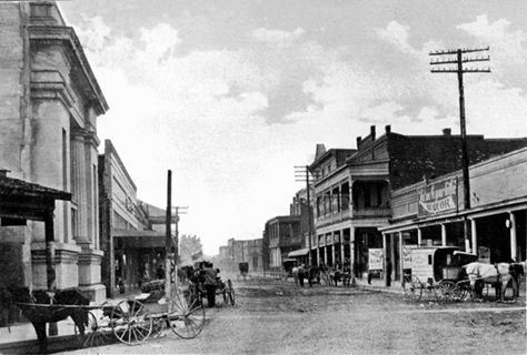 <p>Lincoln Avenue before renamed to Jefferson Street / avenue Lincoln avant d&#39;&ecirc;tre nomm&eacute;e rue Jefferson</p>