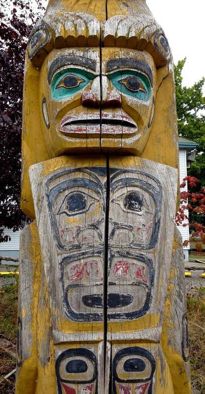 <p>The lead carver and designer was local artist/educator Bradley Hunt. At the time of the carving, Hunt was a well-respected teacher at the school. Assisting with the carving were Hunt&rsquo;s students and local sh&iacute;sh&aacute;lh Nation carvers.<br /><br />Lead carver, Bradley Hunt, is a Heiltsuk First Nations artist from Bella Bella who began carving at a young age. He attended the Vancouver School of Art (now Emily Carr University of Art Design) before completing a Bed at the University of British Columbia in 1973. Settling on the Sunshine with his family in 1978, Hunt spent 11 years teaching at the Sechelt Elementary School level before becoming a full-time artist in 1985. The Sechelt Elementary School was closed in 2010, and this building is now used for a variety of programs including the Sechelt Youth Centre, l&rsquo;&eacute;cole du Pacifique, and the Sechelt Learning Centre.</p>