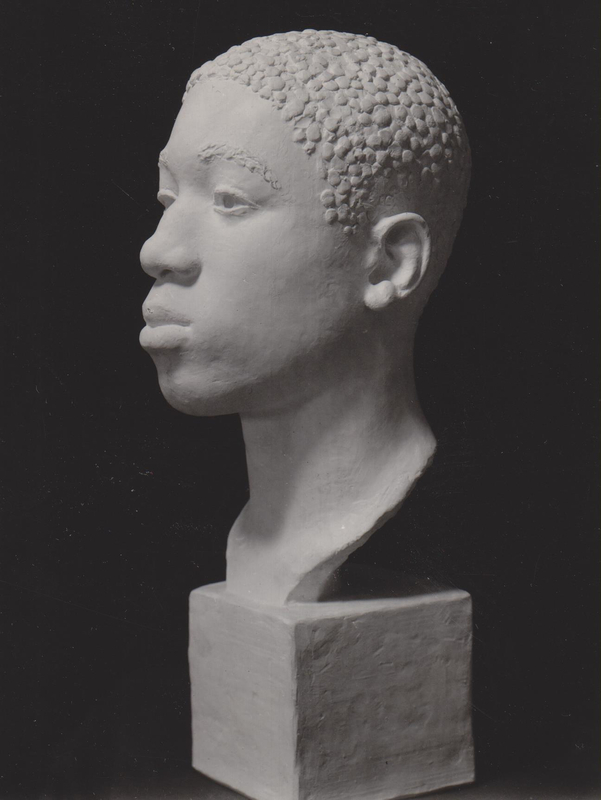 <p>Fred Cumming&#39;s Bust, by&nbsp;Orson Wheeler.</p>