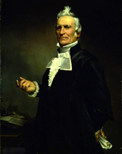 <p>Le portrait de Louis-Joseph Papineau.</p>