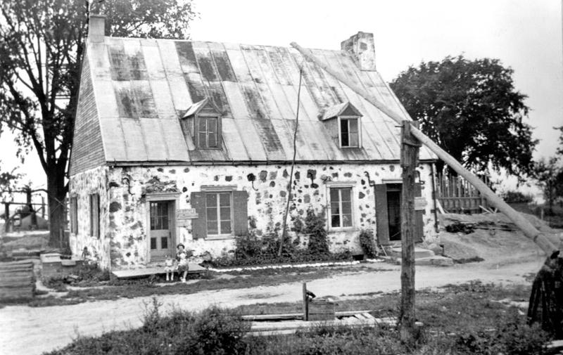 <p>La maison T&eacute;treault.</p>